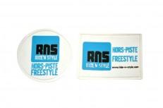 Écussons PVC 3D RNS