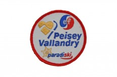 Écussons brodés ESF Peisey Vallandry